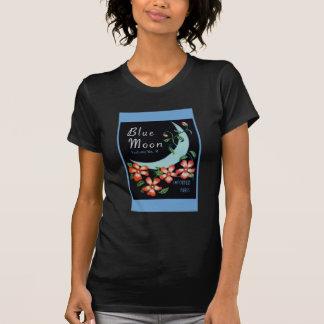T-shirt lune bleue