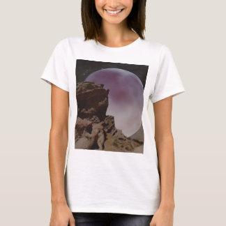 T-shirt Lune de désert