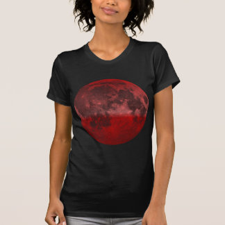 T-shirt Lune rouge