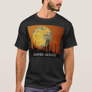T-shirt lune superbe
