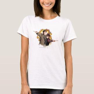 T-shirt Lupin de Remus et Tonks-Lupin de Nymphadora
