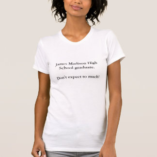 T-shirt Lycée