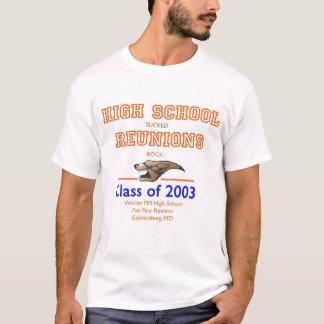 T-shirt Lycée sucé. Roche des Réunions !