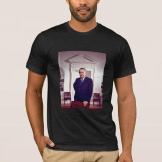 T-shirt Lyndon B Johnson
