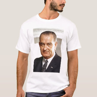 T-shirt Lyndon B. Johnson 36