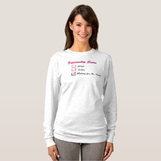 T-shirt M. de attente Darcy Shirt