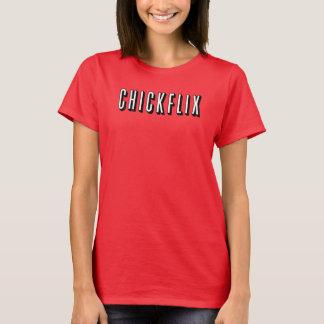 T-shirt Ma chemise de Chickflix