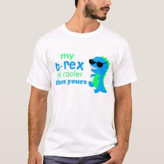 T-shirt Ma chemise de dinosaure de t-rex