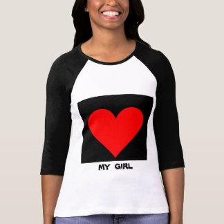 T-shirt Ma fille