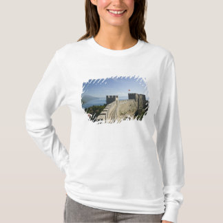 T-shirt MACÉDOINE, Ohrid. Le château de Samoil de voiture