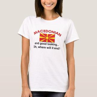T-shirt Macédonien beau