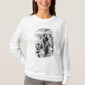 "T-shirt ""Machina Coelestis"" par Johannes Hevelius,"
