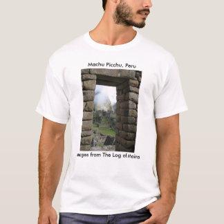 T-shirt Machu Picchu, Pérou