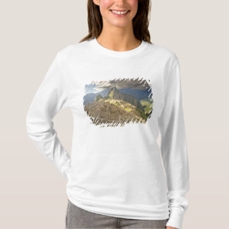 T-shirt Machu Picchu, ruines antiques, monde 2 de l'UNESCO