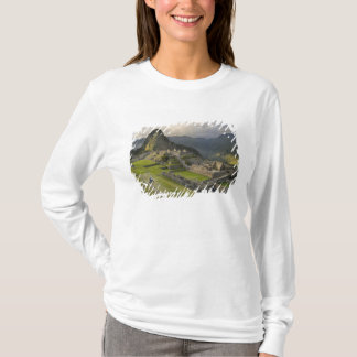 T-shirt Machu Picchu, ruines antiques, monde de l'UNESCO