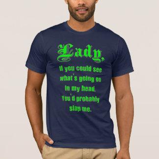 T-shirt Madame,