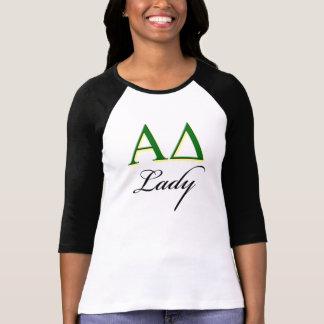 T-shirt Madame d'ANNONCE