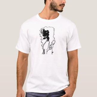 T-shirt Madame déplaisante