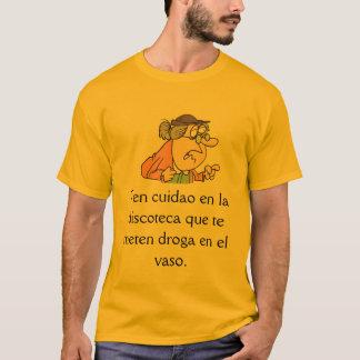 T-shirt Madame drogues