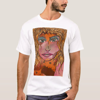 T-shirt Madame du jardin