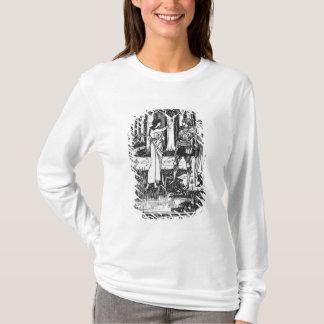 T-shirt Madame du telleth Arthur de lac