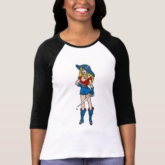 T-shirt Madame Pirate Tattoo