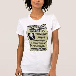 T-shirt Madison : Dix commandements