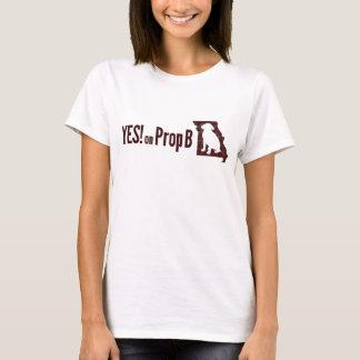 T-shirt Magasin de l'appui vertical B
