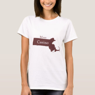 T-shirt Magasin de masse de casino