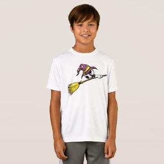 T-Shirt Magicien de Halloween du football