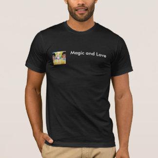 T-shirt magie et amour de cannelle de Cheyenne