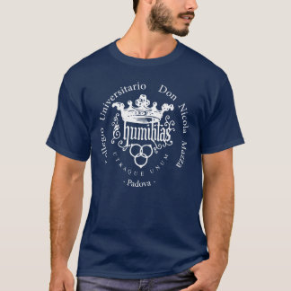 T-shirt Maglietta Collegio Don Mazza - bleu