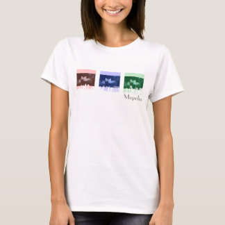 T-shirt Magnolia
