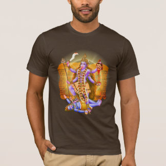 T-shirt Mahakali TRIOMPHANT !