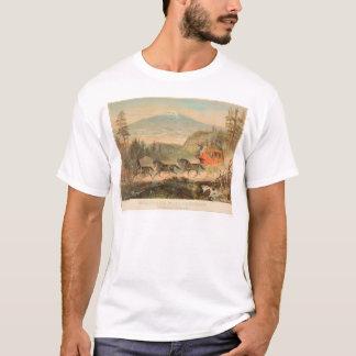 T-shirt Mail Company sur terre (1268A)