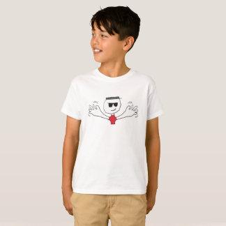 T-shirt Mains de jazz