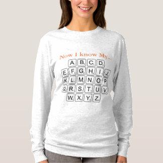 T-shirt Maintenant je sais le mon… (l'adulte)