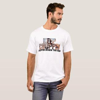 T-shirt MAINTENEZ LE TEE - SHIRT de CHOPPIN blanc