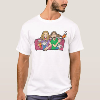 T-shirt Maïs éclaté aux films