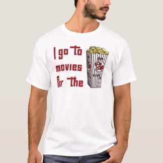 T-shirt Maïs éclaté de film