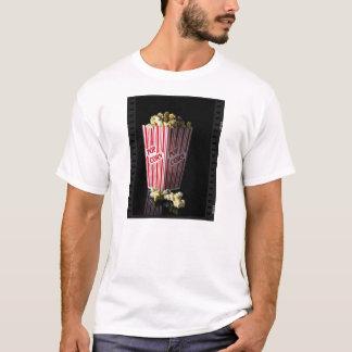 T-shirt Maïs éclaté et soirée cinéma