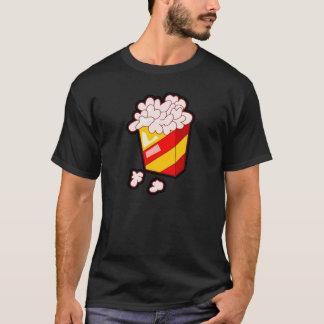 T-shirt Maïs éclaté lisse