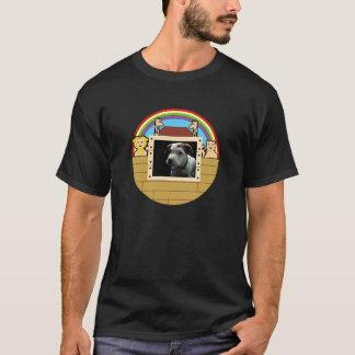 T-shirt Mais le pitbull