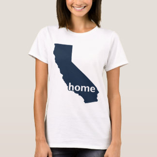 T-shirt Maison de la Californie