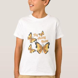 T-shirt Maison partie de mouche