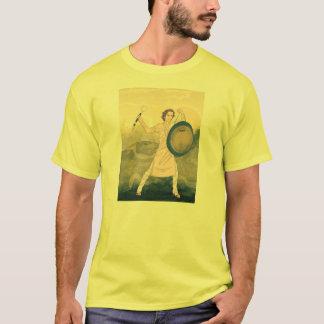 T-shirt Maître de gong de Verseau