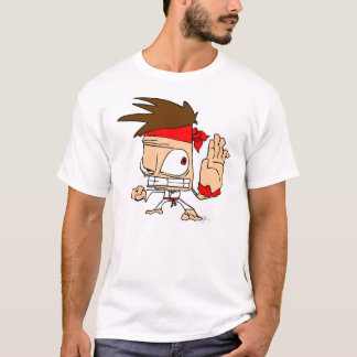 T-shirt Maître de karaté