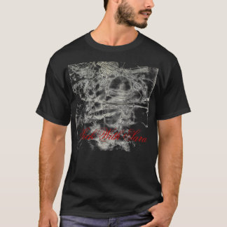 T-shirt Malade avec la destruction T de Sara