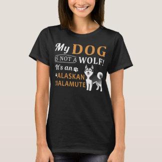 T-shirt Malamute d'Alaska