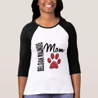 T-shirt Maman 2 de Malinois de Belge